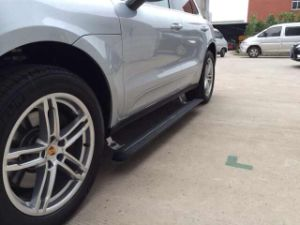Porsche Cayenne Auto Parts Electric Side Step Made by Aluminium Alloy pictures & photos