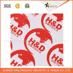 Custom Security Label Printing Company Silver Tamper Evident Void Sticker pictures & photos