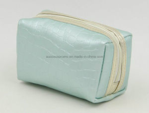 Customized Design PU Toilet Cosmetic Bag pictures & photos