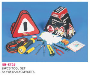 Car Emergency Kit Car Repair Tools pictures & photos