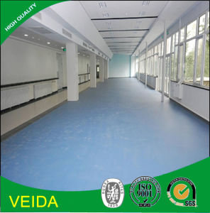 High Quality Good Price PVC Vinyl Flooring with Black Backing