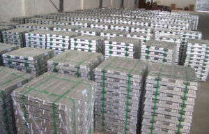 Hot Sales High Purity 99.7% 99.99% Aluminum Ingot From Factory