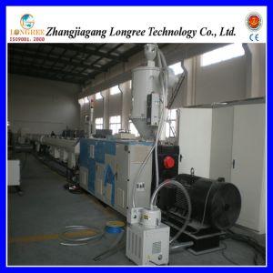 New Plastic PVC/PP/PPR/PE Pipe Extrusion Line pictures & photos