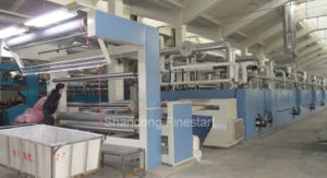 Textile Finishing Machine Heat-Setting Stenter for Knit Fabric and Woven Fabric pictures & photos