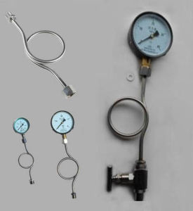 Pressure Gauge Steel Buffer Tube pictures & photos