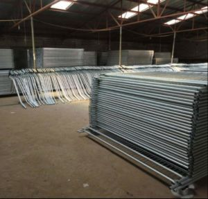 Hot DIP Galvanized Steel Fencing pictures & photos