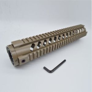 "12"" Length Free Float Quad Rail Mount System Key-Mod Handguard pictures & photos"