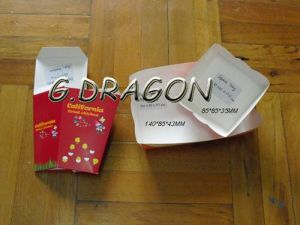 French Fry Scoop Cardboard Box (PTA0013) pictures & photos