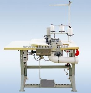 Heavy Duty Flanging Machine for Mattress pictures & photos