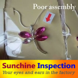 Fashion Jewelry Quality Control/Inspection Services in China pictures & photos