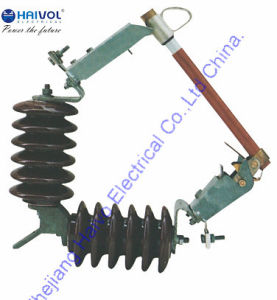 Outdoor Expulsion Drop-out Type Distribution Fuse Cutout 11kv (with two insulator) pictures & photos