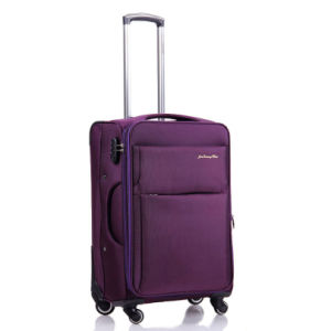 High Quality 1680d Nylon Business/Amber Luggage Sets pictures & photos