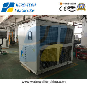 High Eer 150kw Air Cooled Industrial Chiller with Danfoss Compressor pictures & photos