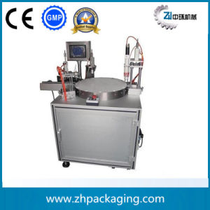 Auto Nail Polish Filling & Capping Machine (Tn-30L01) pictures & photos