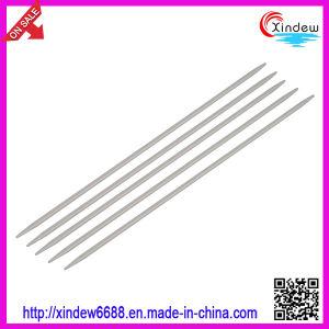 20cm Double Points Aluminum Knitting Needle (XDAK-002) pictures & photos