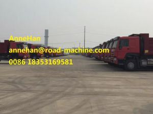 6X4 40t Heavy Duty Dump Truck for Highway Standard Load pictures & photos