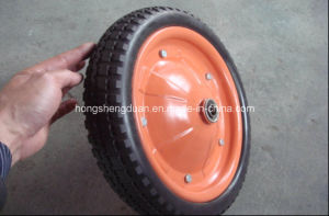 300-8TPU PU Foaming Wheel