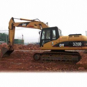 Used Caterpillar Excavator in Nice Condition 6000-Hou Working Hours (320D)