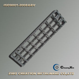 Metal Casting Technology Aluminum Footstep for Excavator pictures & photos