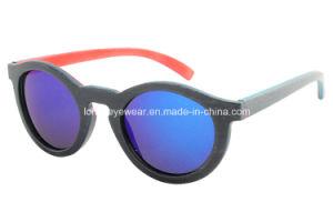 Handmade Wooden Sunglasses with Custom Logo (LS2006-C1)