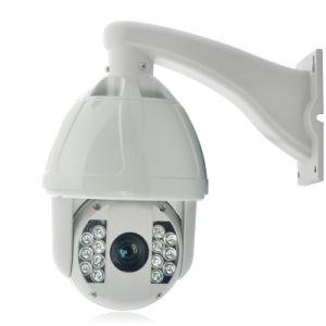 Speed Dome IP Camera - 30X Optical Zoom, 1/4 Inch CMOS Sensor, PTZ, 100m Nightvision