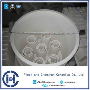 Ceramic Lined Pipe for Material Conveying Protection in Mining pictures & photos