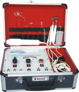 4 in 1 Function Galvanic Skin Care Beauty Equipment (B-8141) pictures & photos