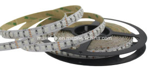 DC24V 12mm Single Row 120LEDs/M RGB LED Strip pictures & photos