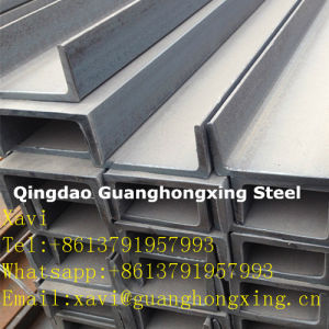 Euro Standard Channel Steel, Steel Channel pictures & photos