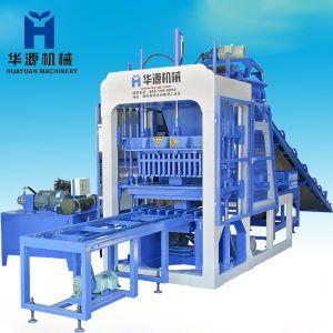 Low Pollution Qt4-15 Series Block Making Machine, Hollow Cement Brick Making Machine, Small Block Making Machine