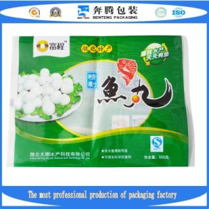 Fish Balls Food Packaging Bags