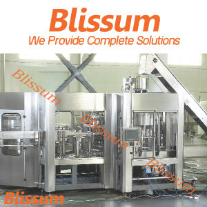 Full Automatic Carbonated Drink Bottling Machine (2000-20000BPH) pictures & photos