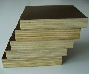 Low Price 1250*2500mm Construction Plywood for Dubai pictures & photos