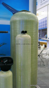 PE Liner with Epoxy FRP Water Filter Tank pictures & photos