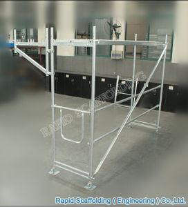 Hot Sales CE ISO Plettac Frame Scaffolding pictures & photos