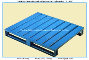 Metal, Steel, Plastic, Warehouse Storage Pallet with Heavy Duty pictures & photos