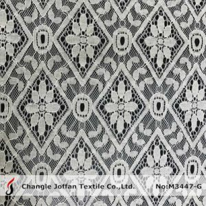 New Tricot Lace Fabric for Clothing (M3447-G) pictures & photos