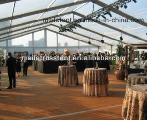 Outdoor Transparent Big Wedding Party Tent for Rental pictures & photos