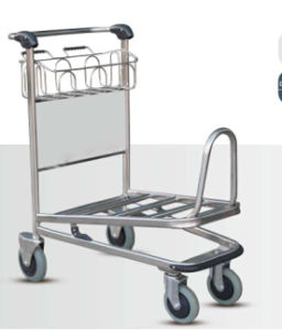 Stainless Steel Passenger Trolley for Airport (JT-SA05) pictures & photos