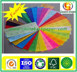 Virgin Pulp Color Offset Paper 250GSM pictures & photos