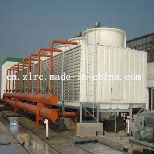 Water Cooling Tower / FRP GRP Cross Flow Square Cooling Tower pictures & photos