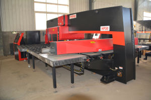 CNC Turret Punching Machine/Punch Press/Electro Single Servo Drive pictures & photos