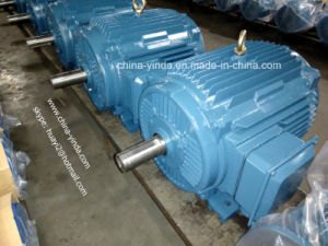 3/4 - 100 HP Tefc Double-Speed Motor pictures & photos