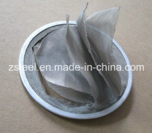 304/316/316L Stainless Steel /Alloy Wire Mesh Filter (filter air/water/fuel/oil)
