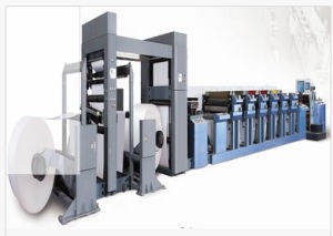 F2 Series Medium Web Flexo Printing Machine