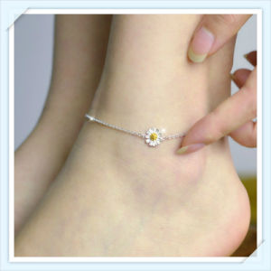 New Design Flower Point Fashion Jewellery Anklets pictures & photos