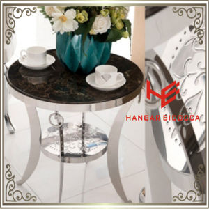 Corner Table (RS161304) Coffee Table Stainless Steel Furniture Home Furniture Hotel Furniture Modern Furniture Table Console Table Tea Table Side Table pictures & photos