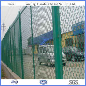 Expanded Wire Mesh Fence for Road (TS-J113) pictures & photos