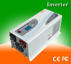 5000W Pure Sine Wave Solar Inverter with Build-in Battery Charger CE Approved pictures & photos