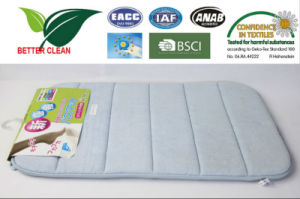 Microfiber Drying Mat for Bath
